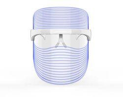 Draagbaar Gebruik 3 van het Huis LEIDENE van de Machine PDT van de Schoonheid van het Gezicht van Kleuren het Opheffende Lichte Masker van de Therapie voor Commercieel KUUROORD