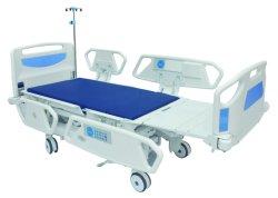 Luxe multifunctionele ziekenhuis ICU kamer Elektrische verpleegstoel positie bed