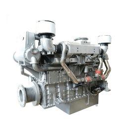In het groot Diesel van de Aandrijving van de Hoge Efficiency Mariene Motor Sc15g500ca2 Sc15g500.1ca2
