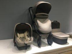 N159-E 3 in 1 fabbrica dell'OEM della Cina del modulo del passeggiatore del bambino del blocco per grafici della lega di alluminio