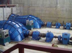 Tête d'eau faible//Hydro turbine éolienne de l'eau/turbine tubulaire