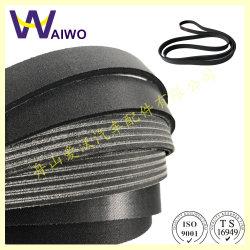 Cinghia della ventola di alta qualità 10pk1725 per la cinghia di trasmissione dei componenti dei veicoli Mercedes-Benz, Iveco, Volvo A0139972792
