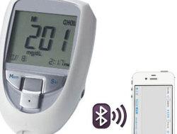 Le glucose sanguin/l'acide urique/cholestérol total analyseur multifonctionnelle