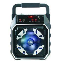 """6.5 """" [فغ] [بورتبل] تكنولوجيا الوسائط المتعدّدة [كروك] مناصر وسائل سمعيّة آلة [برتبوإكس] [بورتبل] المتحدث مع لاسلكيّة و [رشرجبل بتّري] لون موسيقى نظامة"""