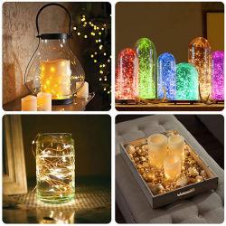 100m 1000 LED luzes decorativas de Natal o fio de cobre de Caracteres de fadas para luzes de Festas em casa a decoração do Dia das Bruxas