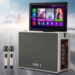 8 мини-профессиональный портативный домашнего кинотеатра HiFi WiFi при касании цифровой телевизор громкий динамик Видео караоке с беспроводной технологией Bluetooth