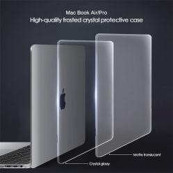 Matte ordinateur portable MacBook Pro 13,3 de la peau de l'air du couvercle du carter d'ordinateur portable personnalisé