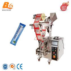 السكر التلقائي آلة التعبئة / عمودي ختم التعبئة كاري الفلفل مسحوق الحليب القهوة سبذرات مسحوق آلة التكسير