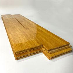 Het multifunctionele Gecarboniseerde Echte Vaste lichaam van het Parket van de Bevloering van het Bamboe van 100% Zuivere Binnen