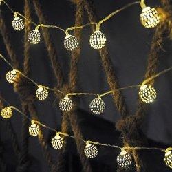 20LED/50LED/100LED de kerstboom steekt de Lichten van de Fee aan