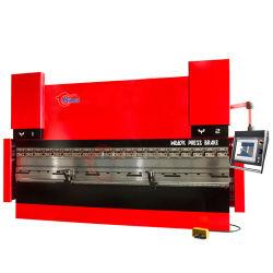 Placa CNC hidráulica de marca de Hx máquina de doblado CNC Máquina de prensa de doblado de prensa de freno hidráulico para la placa de metal de hoja de Venta