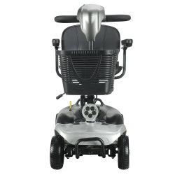 24V 180W 전기 발동기 달린 자전거 노인 차 4 바퀴 큰 기동성 스쿠터 12.5ah/14ah 산 또는 리튬 건전지를 가진 Foldable 전기 기동성 스쿠터