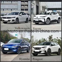 폭스바겐 현대 도요타 닛산의 뉴 전기 자동차 SUV 세단 Honda Peugeot 모델 2019 2020 2021