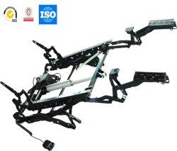 TV silla reclinable de energía mecanismo con el reposapiés largo