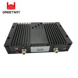 هاتف محمول ذو نطاق ثابت 27 ديسيبل ميللي واط ومضخم إشارة الهاتف الخلوي الانتقائي أداة الإشارة repeater GSM الإشارة معزز الإشارات