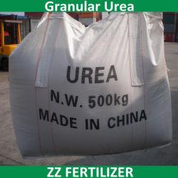 N46 % de blancs d'urée en granulés pour engrais