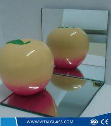 2mm, 3mm, 4mm, 5mm, 6mm silberner/Aluminiumspiegel/geleuchteter Spiegel