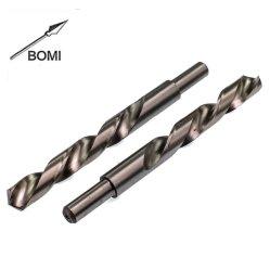 Het aangepaste Hulpmiddel van de Boring van het Metaal van de Fabriek van de Bits van de Boor DIN338 met de Hexuitdraai Verminderde Bit van de Boor van de Draai van de Steel