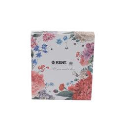 Il marchio su ordinazione ha stampato i prodotti del Amazon che imballano il contenitore di carta colorato casella di spedizione di cartone del cartone del fiore per il contenitore di regalo dei vestiti di trasporto