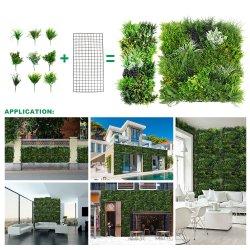 선윙은 방화 인공 정원 녹색 벽과 수직 공장을 만듭니다 벽