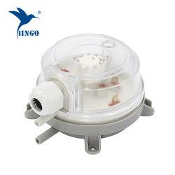 Diferencial inteligente Controlador de pressão de ar positiva de Alimentação do Sensor de Pressão do elevador frente a válvula de porta