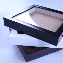 """8개의 """" 깊은 정연한 섀도 박스 그림 또는 사진 프레임"""