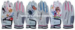 De meeste Populaire Handschoenen van het Golf van het Leer van het Ontwerp van de Manier op Verkoop