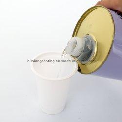 Olie basis Fabrieksmeubilair Hout Hardener Vernist Soild Kleur Coating PU-lak