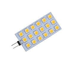 4W 320lm Mini SMD LED G4 /lâmpada LED Epistar 5050 G4