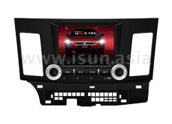 Aluguer de DVD para Mitsubishi Lancer Ex (TS8731)