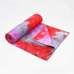 Asciugamano in Microfibra Minnee per yoga con massaggio DOT (Materiale microfibra + grana PVC)