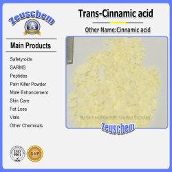 Pharma Puder-Zimt- Säure/Transport-Zimt- Säure für Produktion der Ester CAS 140-10-3