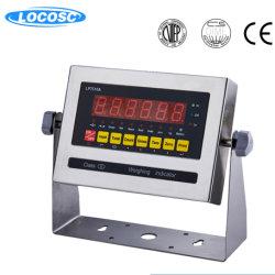 プリンターが付いている表示器の重量を量るOIMLによって承認される重量ロードスケールLED LCD防水デジタル