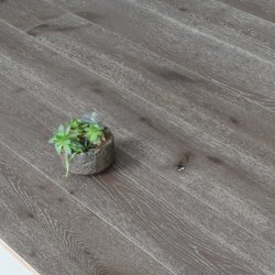 Instalação fácil de Carvalho Europeu multicamada Engineered Wood Flooring fabricante OEM