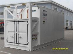 容器の燃料タンク