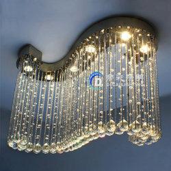 تصميم جديدة بلّوريّة يشعل [كرتل] سقف مصباح/ضوء مع [غود قوليتي] و [كمبتيتيف بريس] (7001-6)