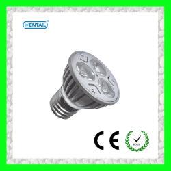 3*1W E27 spot à LED avec ce/RoHS approbation