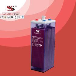 OPzS Lead Acid Flooded Battery Solar Battery 2V 1200ah , Deep Cycle Tubular Batterijen