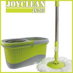 Godet libre de la pédale Joyclean Mop 360 Magic facile de Spin Mop (JN-205)