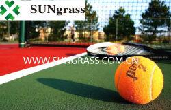 Duurzaam 10mm Kunstmatig Gras voor Gras van de School van het Gras van de Recreatie van het Gras van het Gras van de Sport van het Tennis het Synthetische