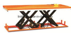 500kg-8t Doppel-Elektroscissor-Hubtisch mit Ce-Zertifikat