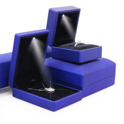 صناديق مجوهرات ورق بنقوش ملونة فاخرة مخصصة على شكل بطاقات/بطاقات فنية/بطاقات جرايبورون