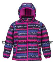 Детей износ детский напечатано колпачковая куртки куртка