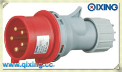 شمعة صناعية حمراء CEE/IEC IP44 5p 16A