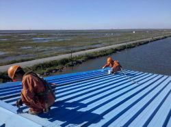 Kg 철 당 PPGI/Corrugated Zink 루핑 장 또는 직류 전기를 통한 강철 가격