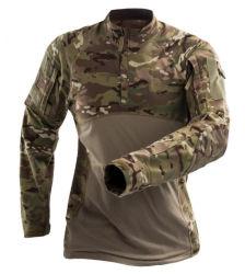 군 육군 전술상 전투 Camo 방탄복 개구리 셔츠