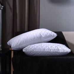 Cuscino dell'albergo di lusso del cuscino di Microfiber imbottito commercio all'ingrosso