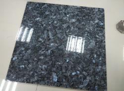 Mattonelle blu di vendita superiori del granito del pavimento della perla