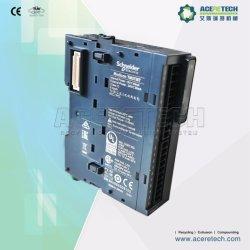 PLC para control inteligente de máquina de reciclaje de plástico
