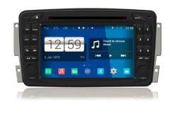 Android 4.4.4 Car Radio für MERCEDES-BENZ SL-Class GPS